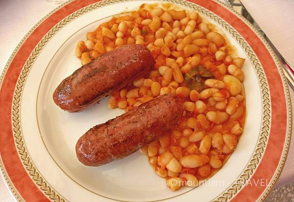 san gimignano 餐廳推薦意大利香腸