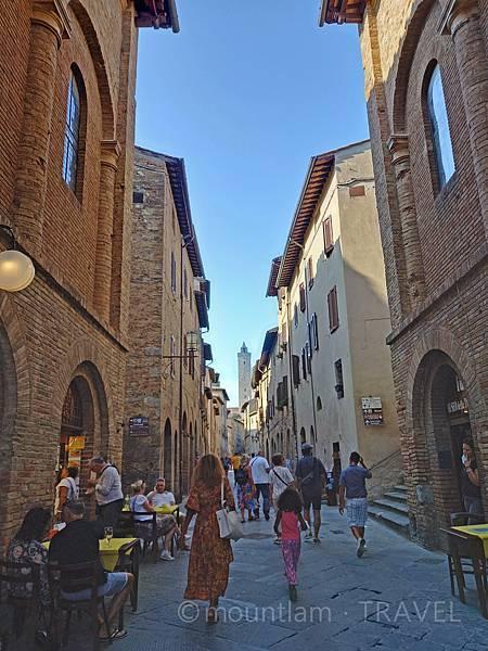 tuscany古城小鎮san gimignano自駕遊遊記4