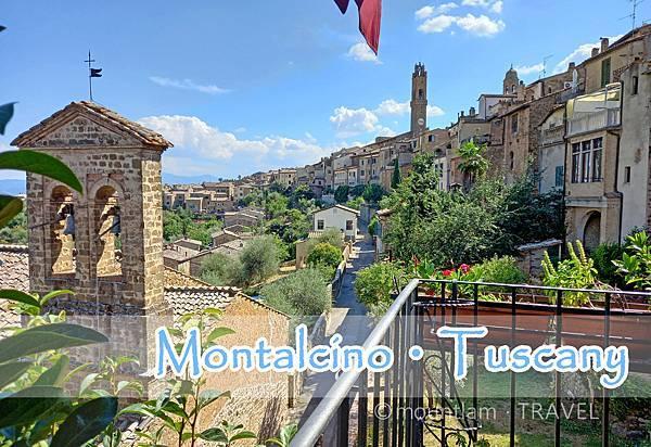意大利小鎮tuscany montalcino行程