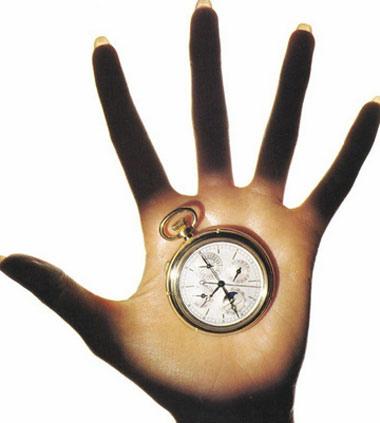 7、手錶定律:6