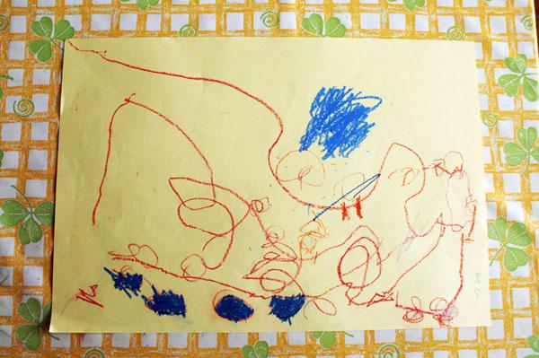 小啄木畫展