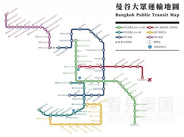 海外投資菁英曼谷捷運紫色線