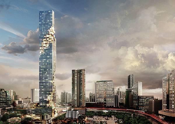 海外投資菁英泰國第一高樓