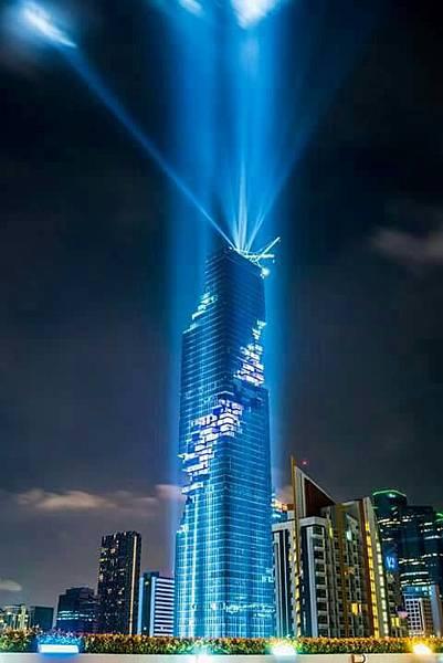 泰國投資第一高樓麗池卡登4