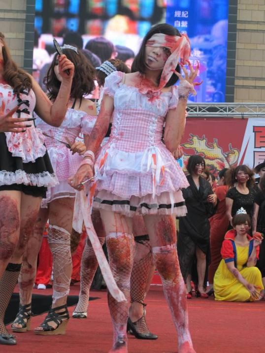2011高雄電影節百鬼夜行現場照片