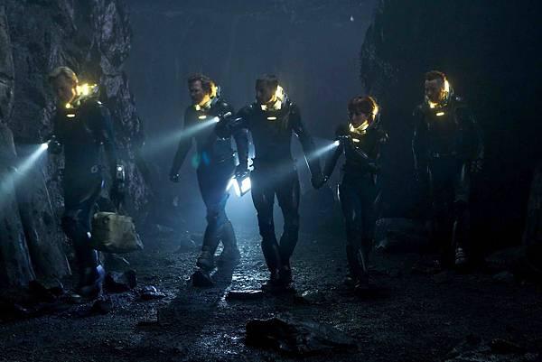 【獨家】探索《普羅米修斯》(Prometheus)機密報告:太空衣設計