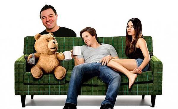 到底誰是熊麻吉?請來認識賽斯麥克法蘭_痞客邦電影圈