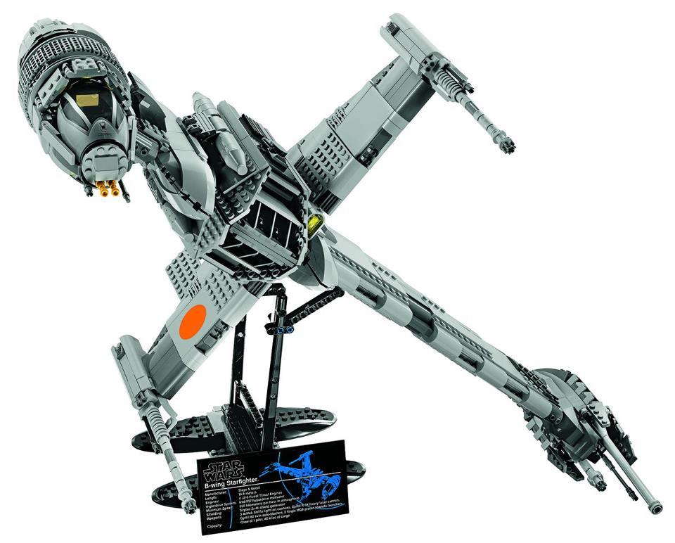 大人的玩具:星際大戰X樂高收藏家系列