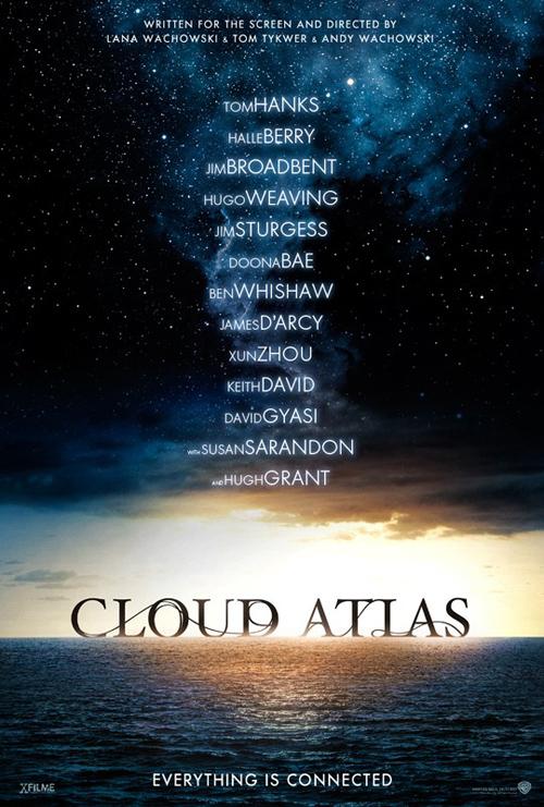 《雲圖》國際版海報