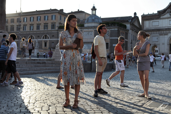 5.人民廣場 Piazza del Popolo_愛上羅馬_痞客邦電影圈
