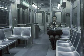 劇照:列車上的神秘怪客