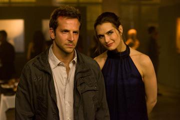 男主角(左)與布魯克雪德絲