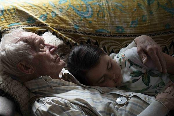 《親情解鎖》,父與子的對話。