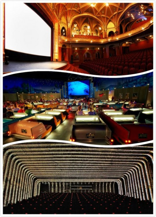 世界最佳電影院 奇特又與眾不同!| 哈德手烘咖啡|台中咖啡|hdcafe101.net