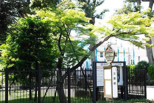 某個作家紀念館