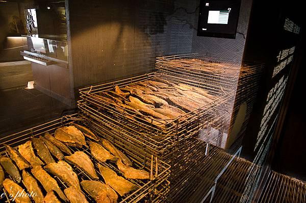 製作柴魚過程
