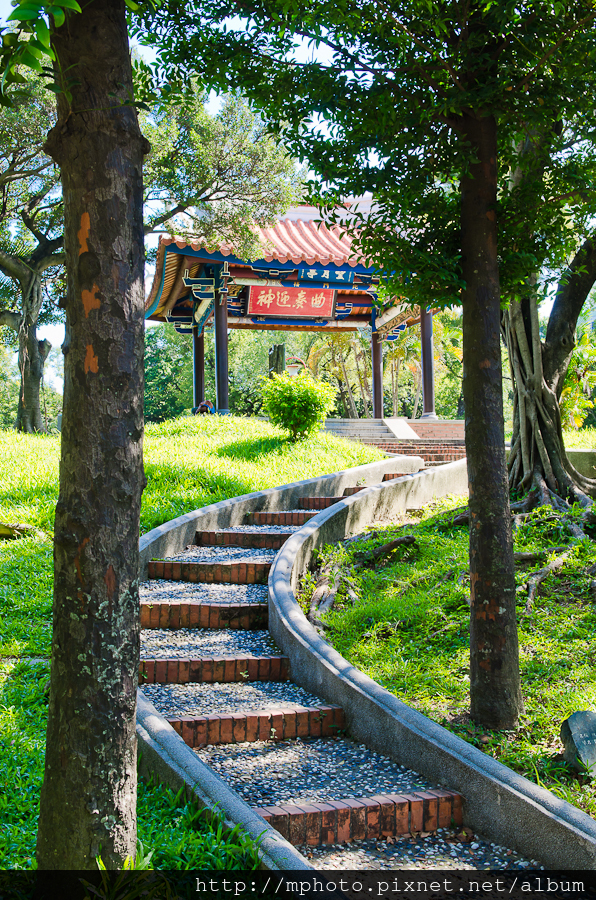 台中公園 望月亭