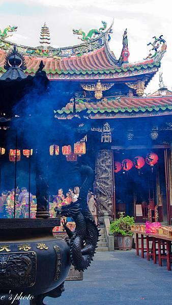 【攝影景點】彰化鹿港 老街 民俗文物館 丁家大宅 意樓 龍山寺 天后宮