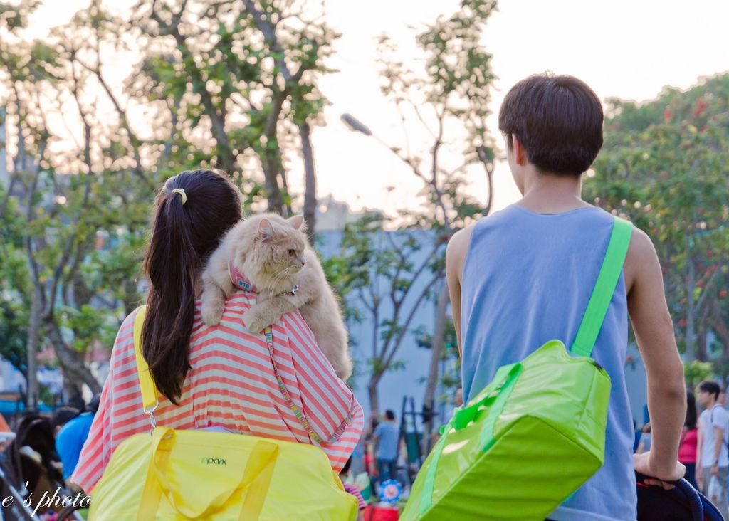 【攝影景點】台中 市民廣場 題材:兒童、寵物、情侶、運動
