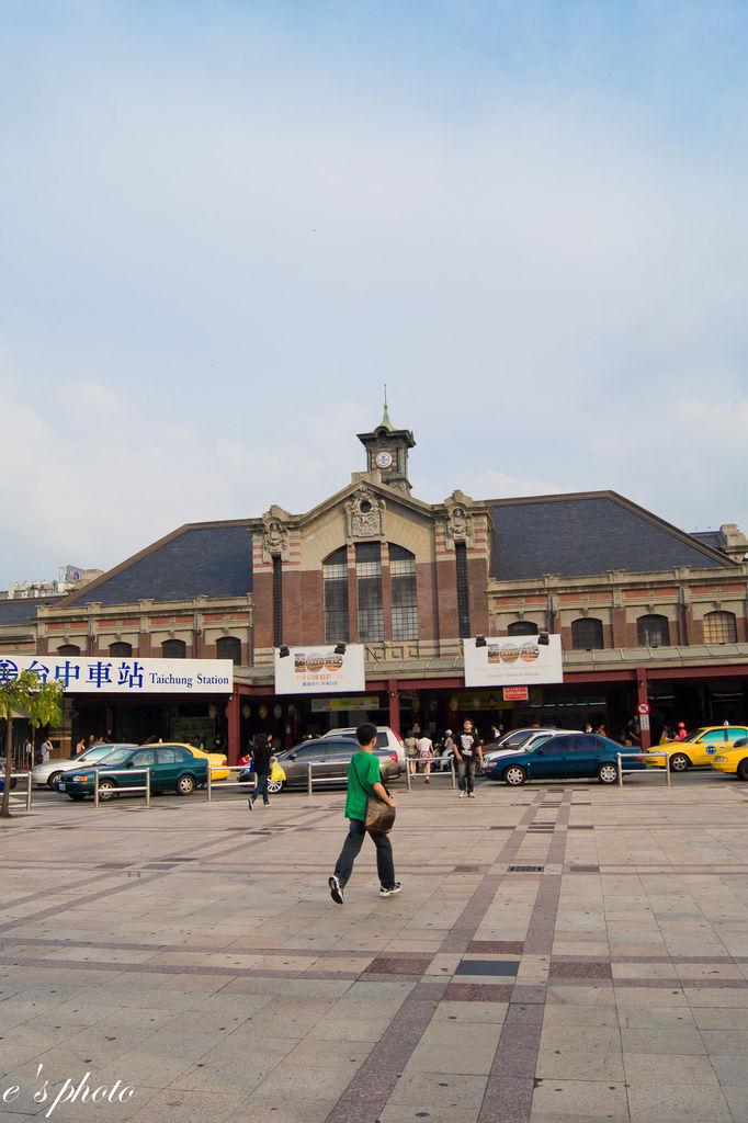 【攝影景點】台中 火車站