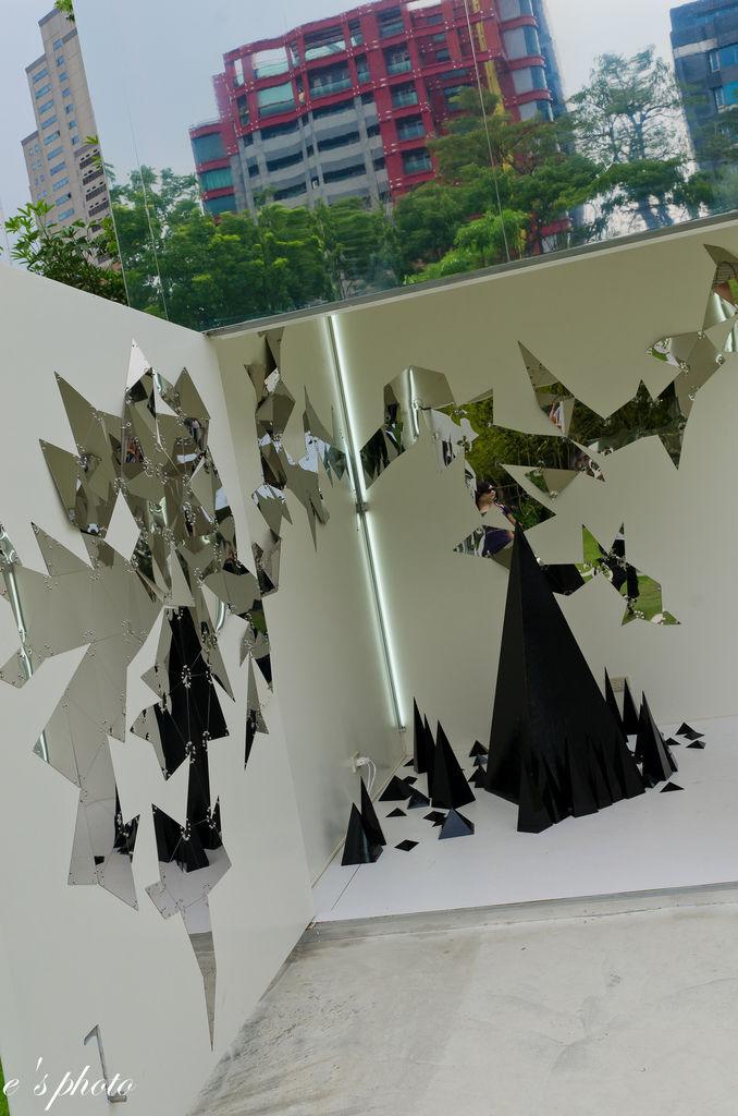 【攝影景點】台中 勤美術館 串門子