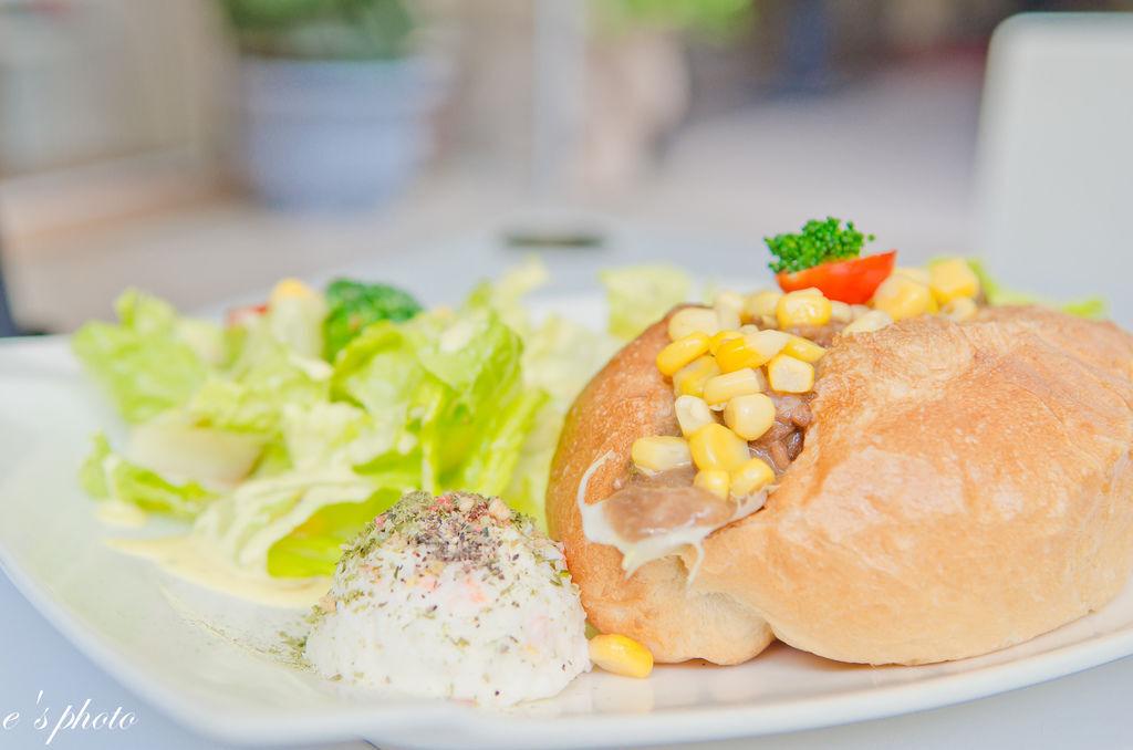 【美食】台中早午餐 南屯咕咕 特色:人情味