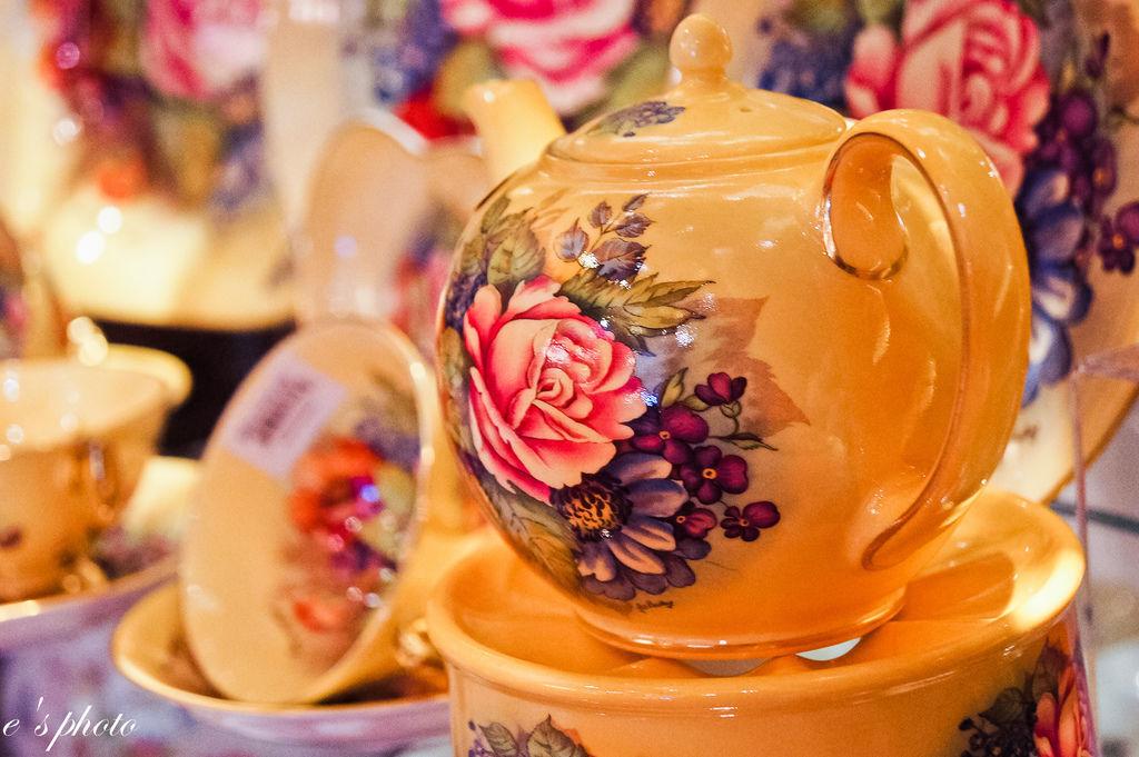 【旅遊景點】台中 半日遊 國美館+古典玫瑰園