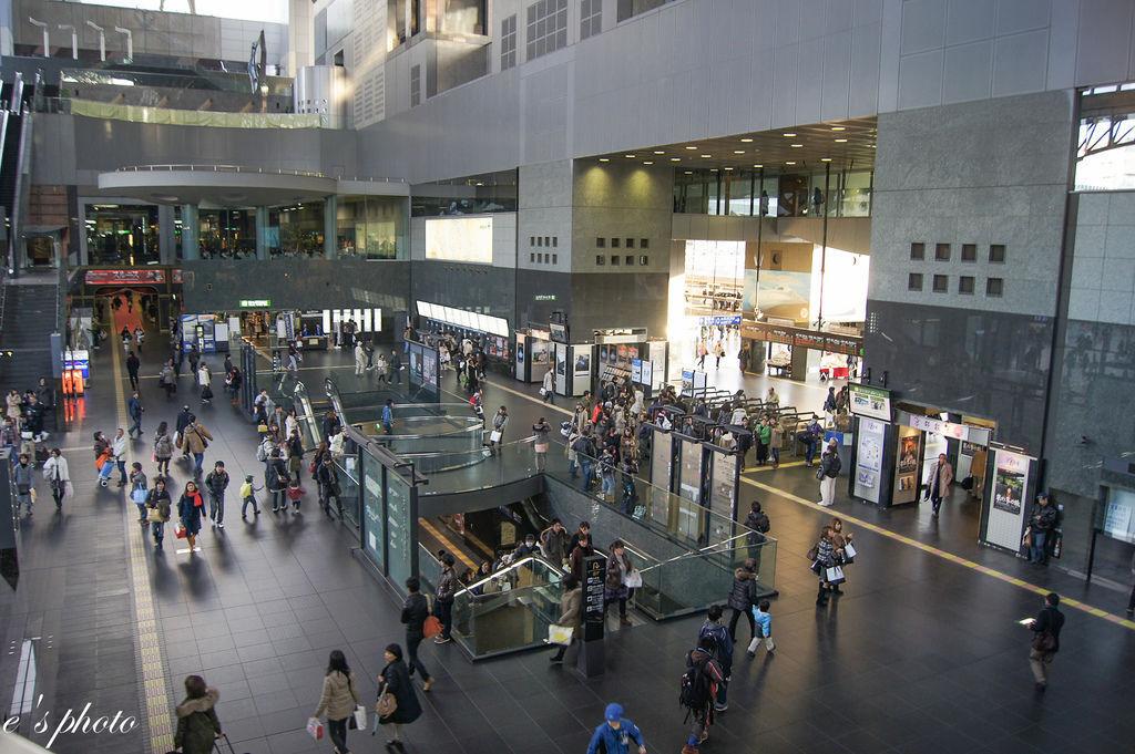 【國外自由行】京都跨年 六天五夜 D1 (2010-2011)