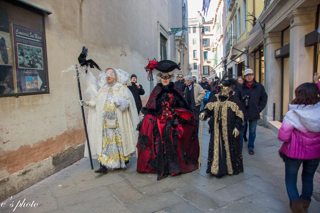 威尼斯 面具節