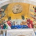 聖馬可大教堂 黃金壁畫