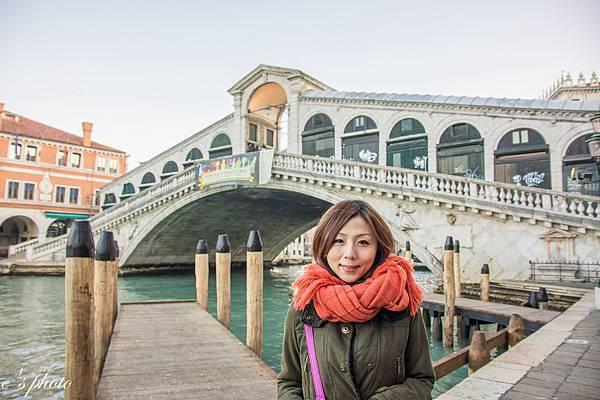 【蜜月旅行】加利利 義大利11日 威尼斯 清晨漫步 里奧多橋