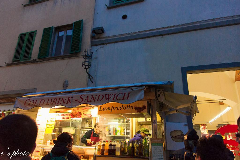 佛羅倫斯(Firenze) 牛肚堡
