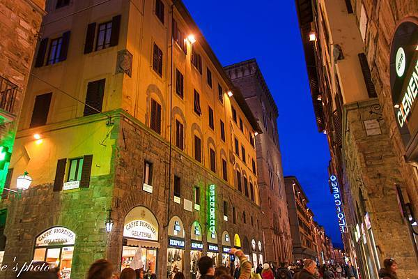 『蜜月旅行』加利利 義大利11日 佛羅倫斯(Firenze) 共和廣場 領主廣場 大衛 聖母百花大教堂 雷利歐