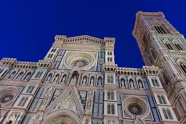 佛羅倫斯(Firenze) 領主廣場 聖母百花大教堂
