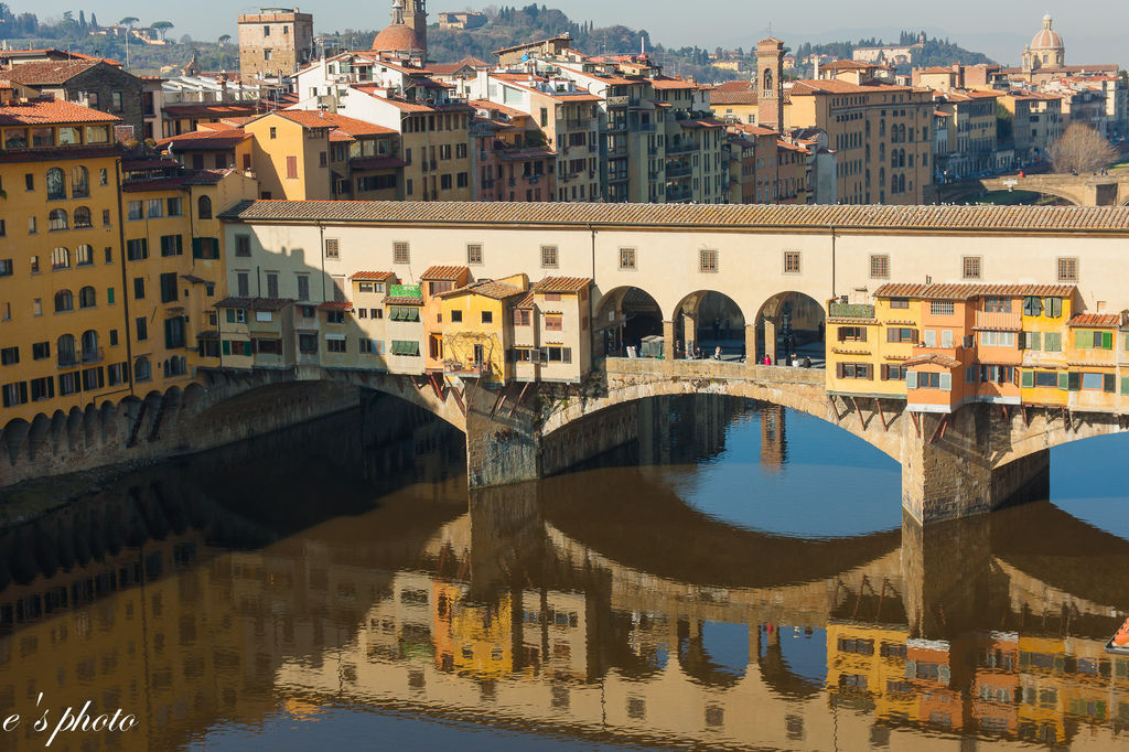 『蜜月旅行』加利利 義大利11日 佛羅倫斯(Firenze) 早餐 +烏菲茲美術館 導覽