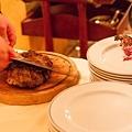 『蜜月旅行』加利利 義大利11日 佛羅倫斯(Firenze) 午餐:Giglio Rosso 1公斤丁骨牛排