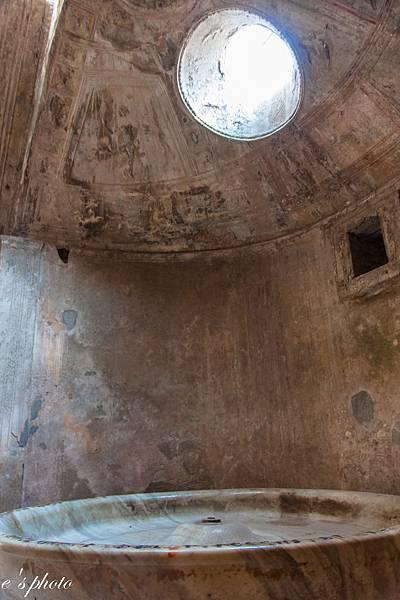 『蜜月旅行』加利利 義大利11日 蘇連多-龐貝古城(上)