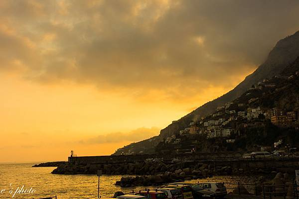 『蜜月旅行』加利利 義大利11日 阿瑪菲海岸 (Costiera Amalfitana)(下)+晚餐 Restaurant Tasso
