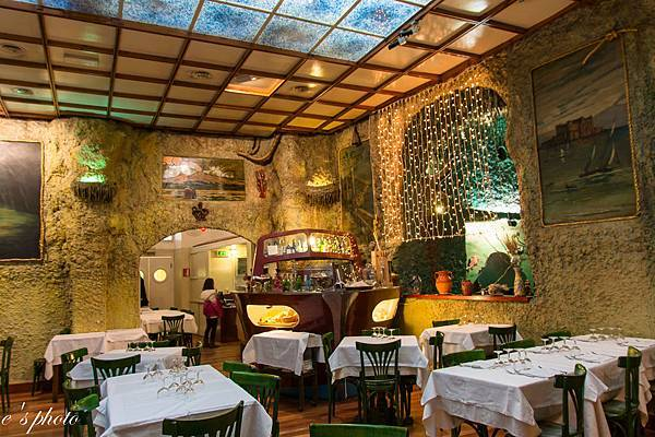 『蜜月旅行』加利利 義大利11日 蘇連多(Sorrento)→羅馬(Roma) 午餐 Scoglio di Frisio