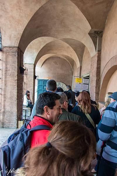 『蜜月旅行』加利利 義大利11日 羅馬(Roma) 凱旋門 競技場 真實之口