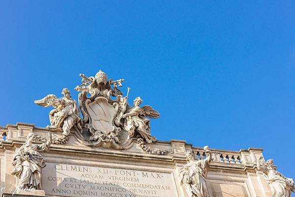 『蜜月旅行』加利利 義大利11日 羅馬(Roma) 許願池 萬神殿 金杯咖啡