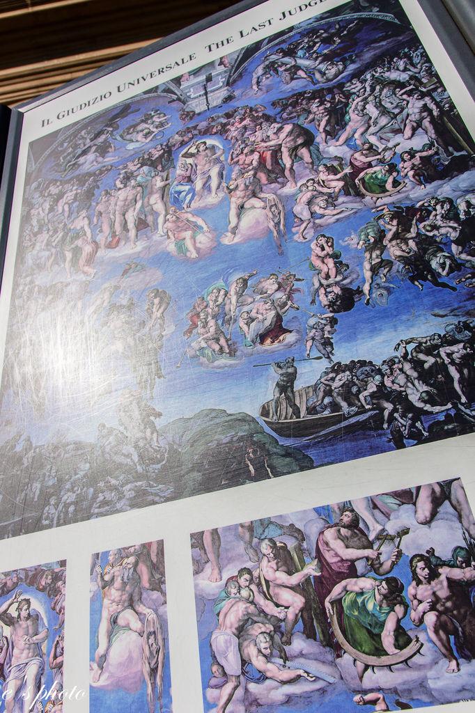 『蜜月旅行』加利利 義大利11日 羅馬(Roma) Sofitel 早餐+梵諦崗(Vaticano)導覽(一) 松果廣場