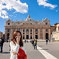 『蜜月旅行』加利利 義大利11日 羅馬(Roma) 梵諦崗(Vaticano)導覽(四)