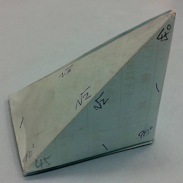 角錐體摺紙6-sb