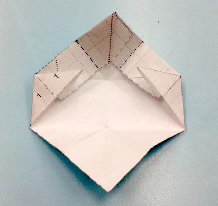 b角錐摺紙圖04