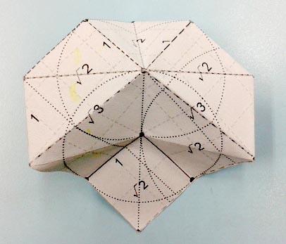 b角錐摺紙圖06