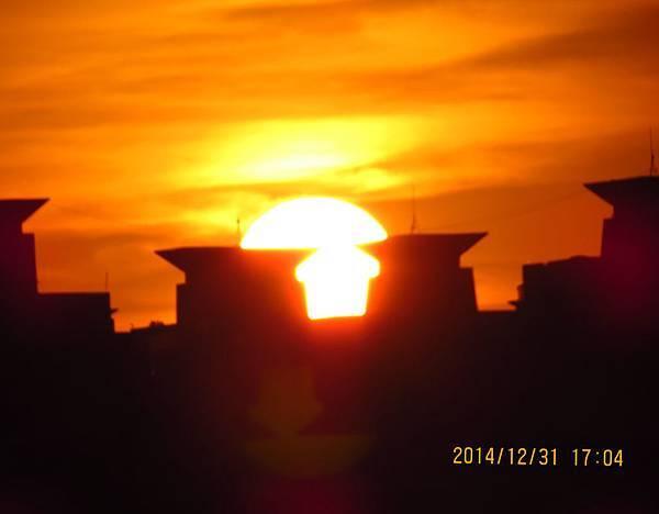 IMG_0373_冬至日落