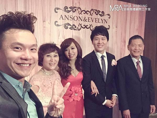 2015-04-12 彥德&喬絲 結婚喜宴