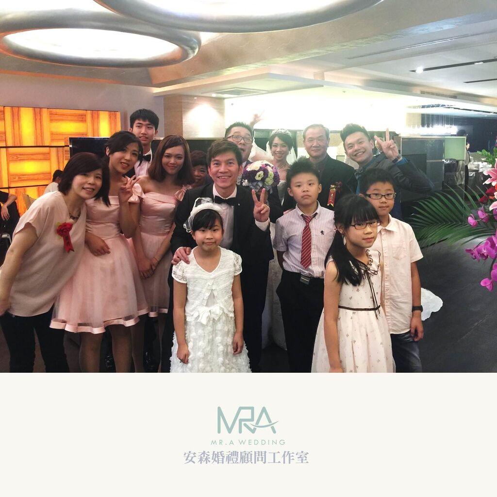 2015-05-22 聲偉&采靜 結婚喜宴 ─ 桃園彭園會館
