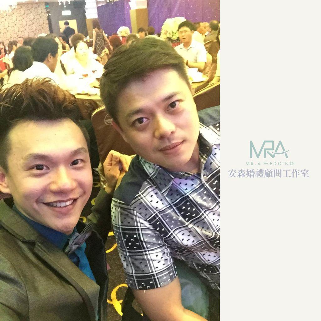2015-05-30 正昌&佩琳 結婚喜宴 ─ 台中金華屋婚宴會館
